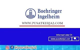 Lowongan Kerja Terbaru Boehringer Ingelheim Januari 2021