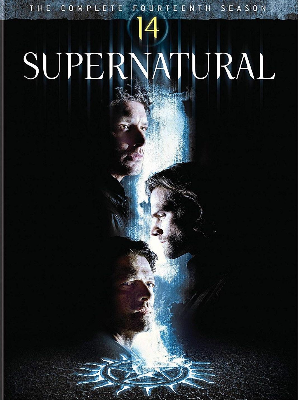 Supernatural [Season 14] [2019] [DVDR] [NTSC] [Subtitulado] [5 DISC]