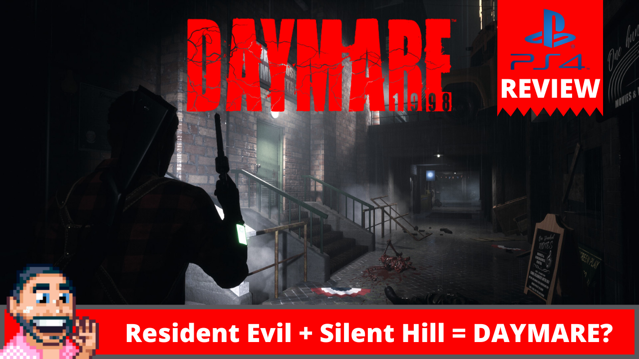 Daymare 1998 Review Ps4 Silent Hill Resident Evil Daymare Invaderdevs Indiegames Gamedev Games Freezer
