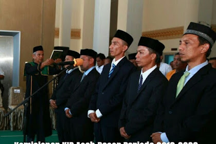 Dari Selasa KIP Aceh Rayek Tunda Sidang Pleno, Ka Uroe Hameh Komisioner Hana Meuhoe