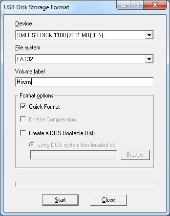 yang berisi banyak sekali jadwal diagnostik menyerupai  Membuat Bootable Hiren's BootCD pada Flashdisk