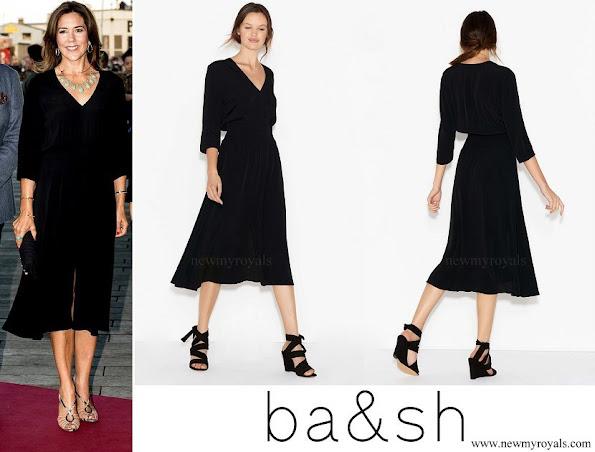 Crown Princess Mary wore BA & SH Lucia Dress