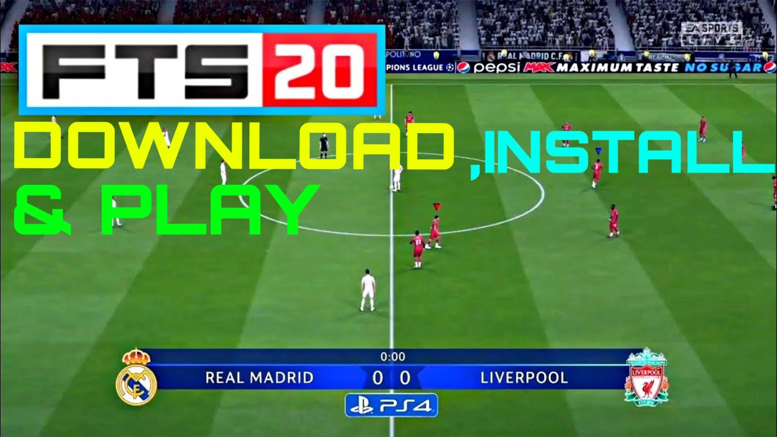 fts 2020 download for android offline how to download install and play first touch soccer 2020 fts 20 by test with dakshal patel official test with dakshal patel fts 2020 download for android offline