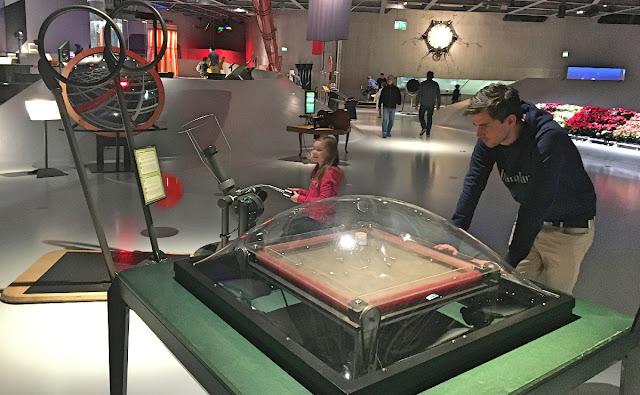 phaeno Wolfsburg Experimentenflaeche
