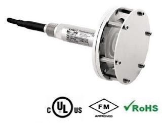 TE KPSI 750 submersible hydrostatic level transducer