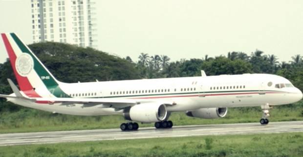 Pesawat kepresidenan Mexico paling mewah