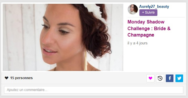 http://aurely27beauty.blogspot.fr/2016/09/monday-shadow-challenge-bride-champagne.html