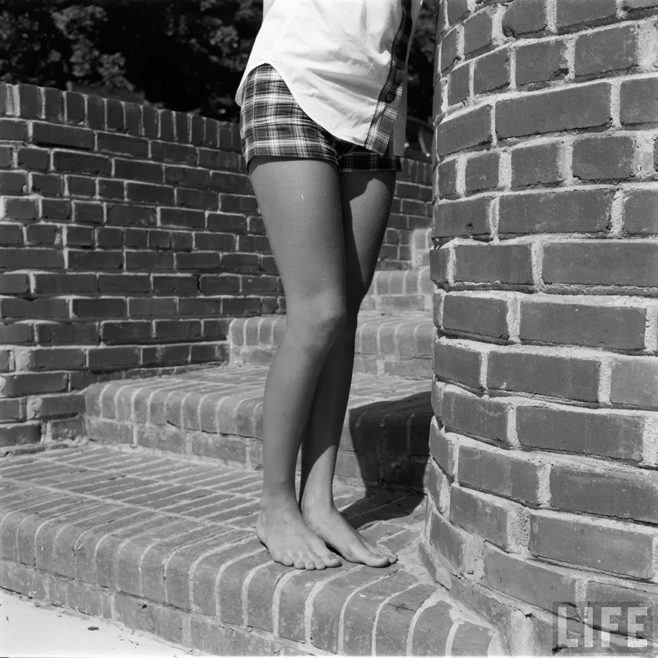 Short Shorts in the 1950s ~ vintage everyday