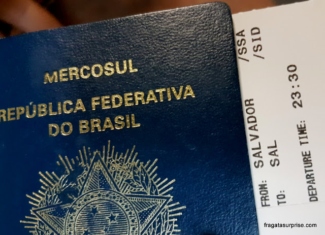 Documentos necessários para brasileiros viajarem a Cabo Verde