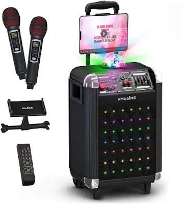 Máquina de Karaoke para Niñas