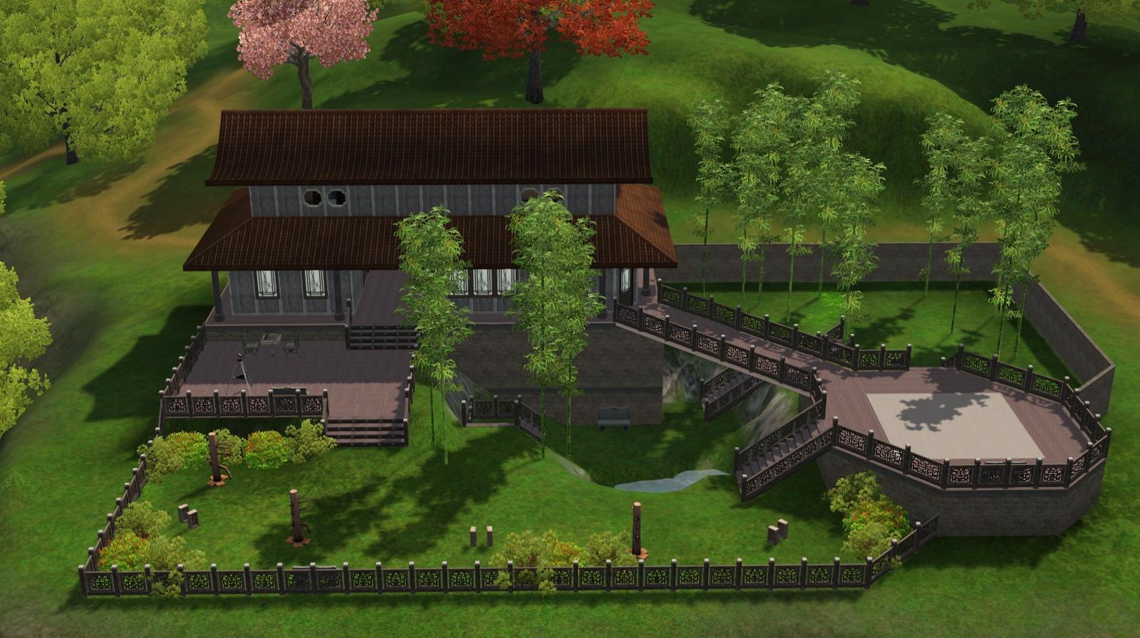 sims 3 community lots compendium sims 3 miscellaneous. Black Bedroom Furniture Sets. Home Design Ideas