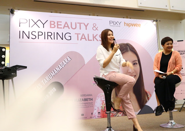 PIXY Beauty Inspiring & Talks