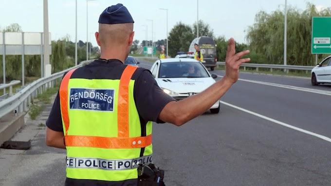 Közúti ellenőrzésen bukott le a drogos halmajugrai férfi