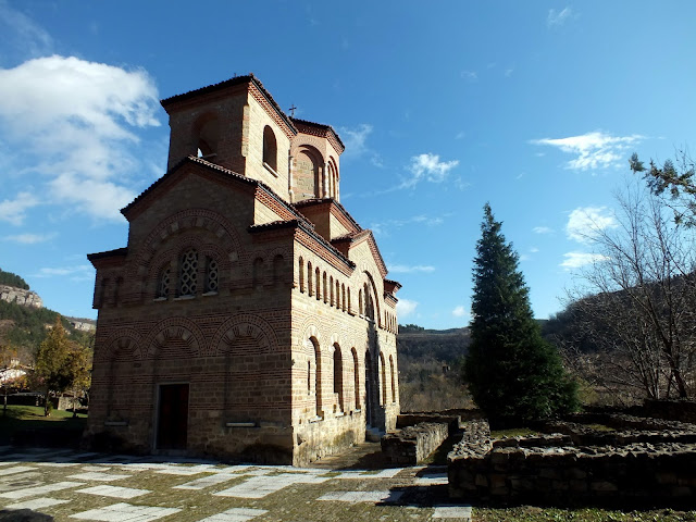 Iglesia bizantina veliko tarnovo