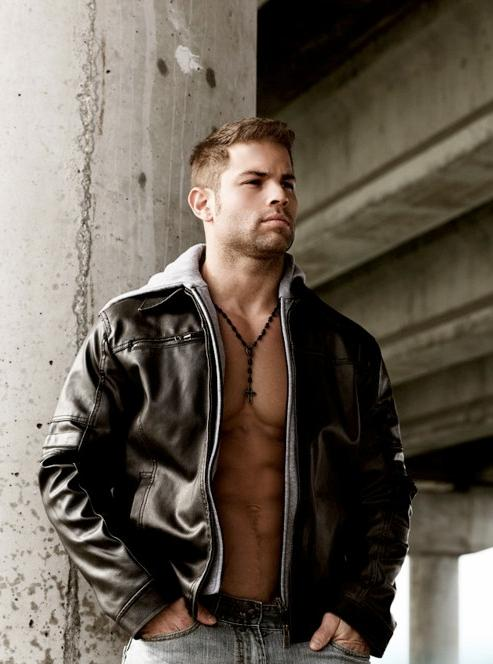 sexy-bad-boy-model-open-shirt-pecs-male-mad-face-expression