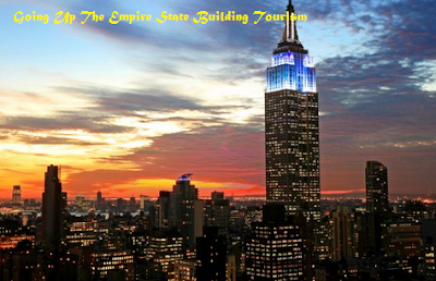 Going Up The Empire State Building Tourism