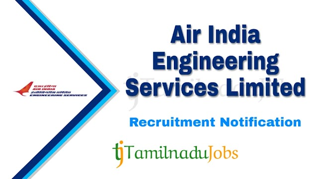 AIESL Recruitment notification of 2019 - for Assistant Supervisor - 170 post