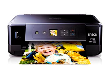 Epson XP-520 driver software