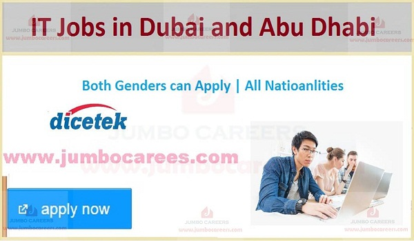 Recent UAE jobs and careers,