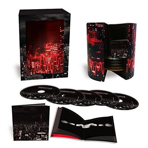 Indochine - Black City Tour - Coffret Collector (2 CD + 2 DVD + Blu-Ray)