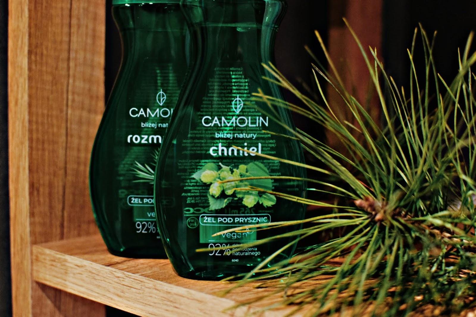 Naturalna pielęgnacja z CAMOLIN