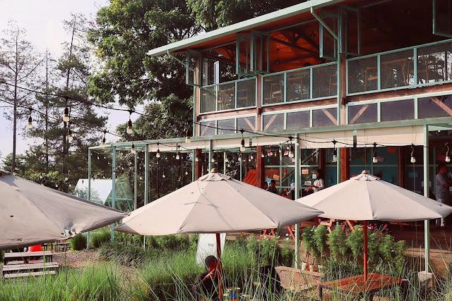 Utara Cafe Bandung Jawa Barat