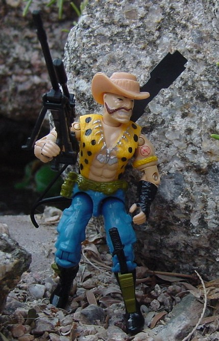 1989 Gnawgahyde, Dreadnok Poacher, European Exclusive Tiger Force Outback