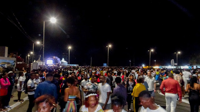 Happy new year 2021 from Cape Verde