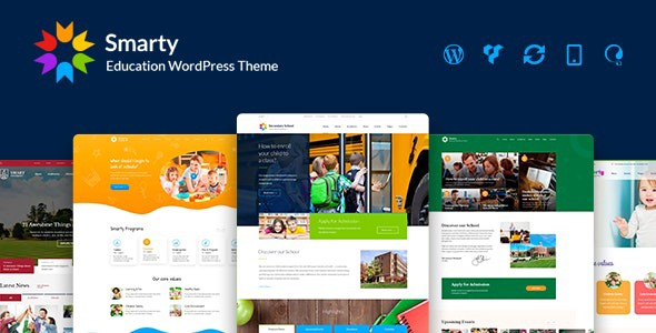 Smarty v4.0 Wordpress Theme Free Download