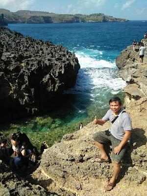 Nyoman Pasek Angel's Billabong Nusa Penida