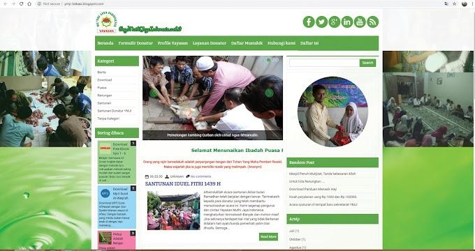 Blog Yayasan Muthi Jaya Indonesia (YMJI)