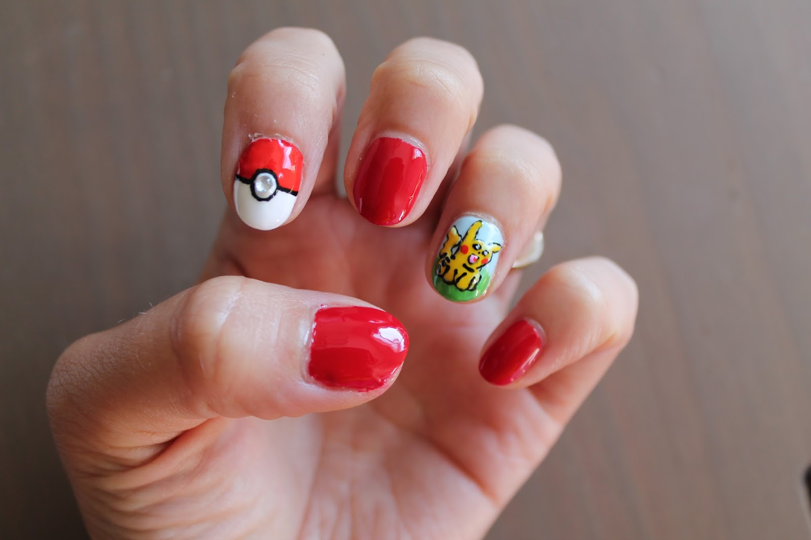 Since Pokemon Go Has Been A Worldwide Phenomenon Of I Decided To Dedicate Mani Monday Just That Have Playing Whenever Find The Extra