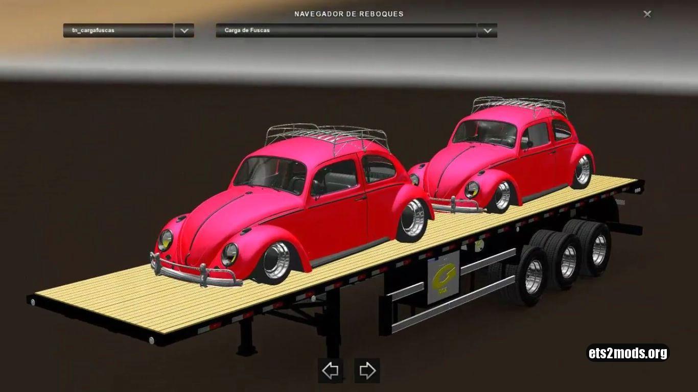 Volkswagen Cargo Trailer V 2