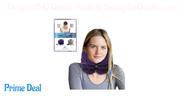 50% OFF Cervical Neck Traction Device