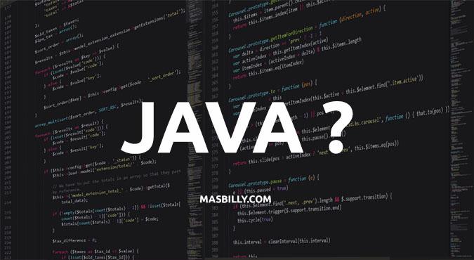 Pengertian Java Serta Kelebihan dan Kekurangannya Sebagai Bahasa Pemrograman Tingkat Tinggi