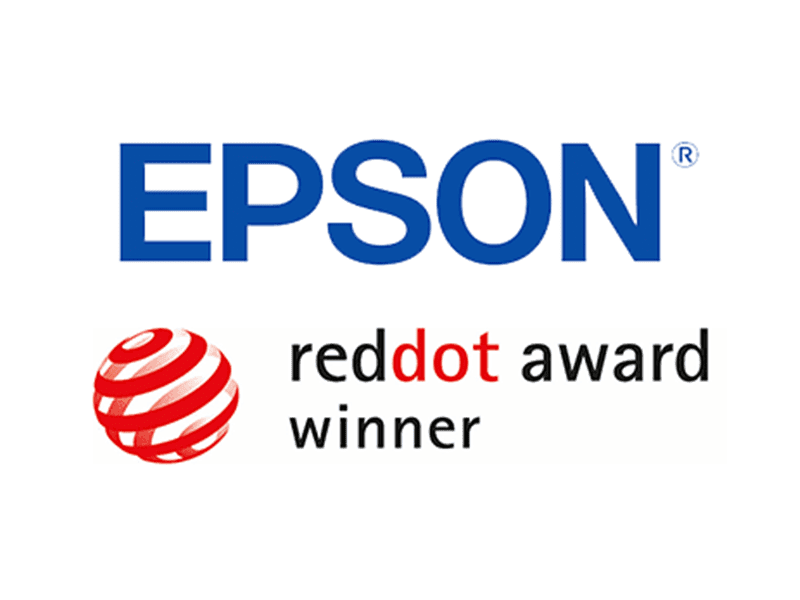 Epson wins first Red Dot: Best of the Best Award
