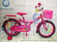 Sepeda Anak Family Magenta 18 Inci
