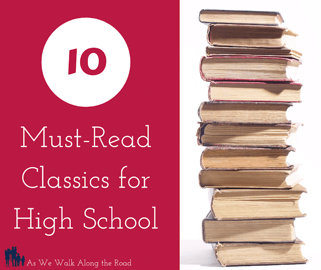must read classics for high school students