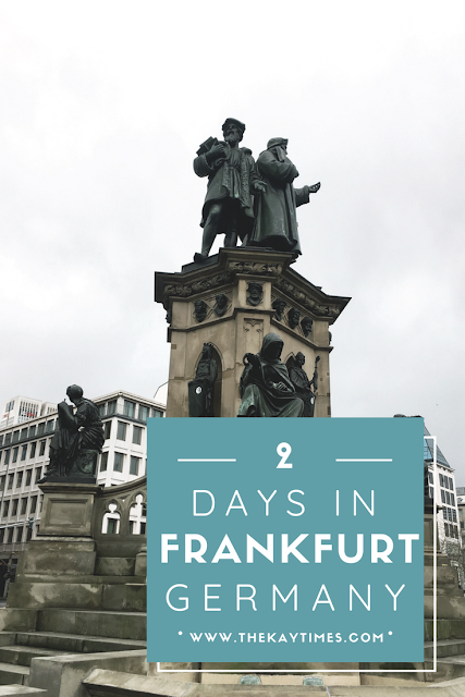 Guide to Frankfurt Germany