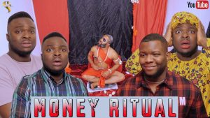 COMEDY: Samspedy – Money Ritual