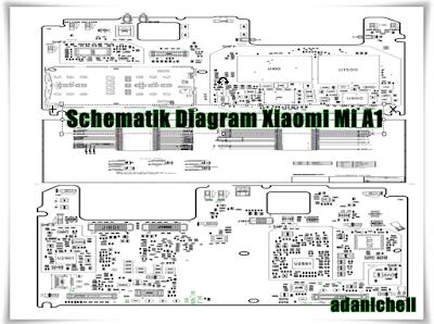 Schematik Diagram Xiaomi Mi A1