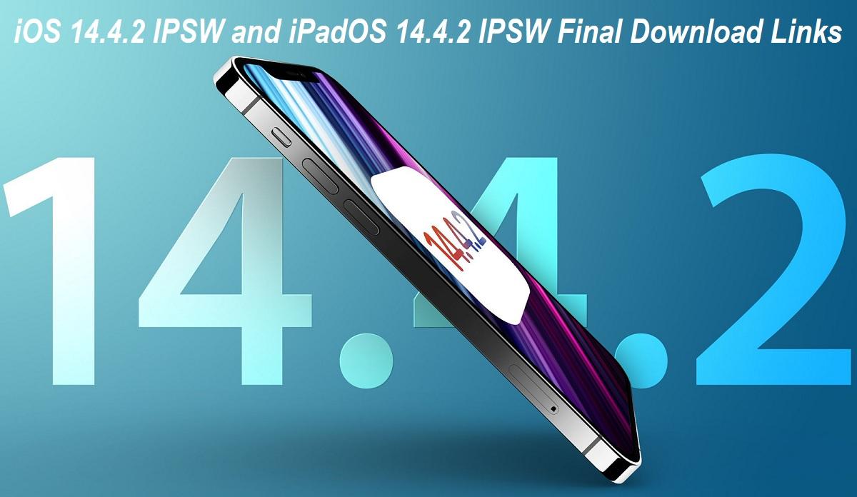 iOS 14.4.2 IPSW