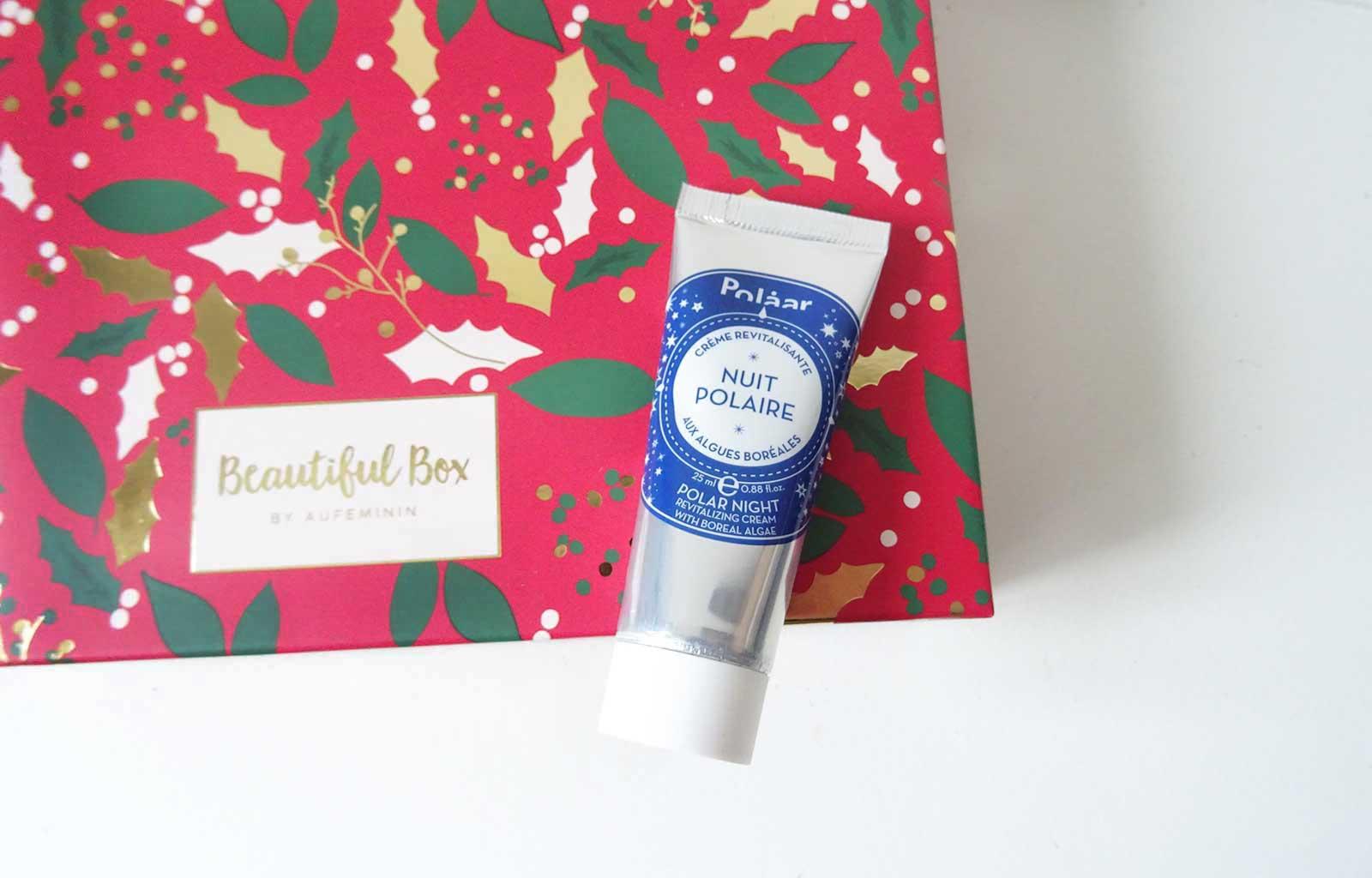 beautiful box fairy christmas Polaar, Crème Revitalisante aux Algues Boréales