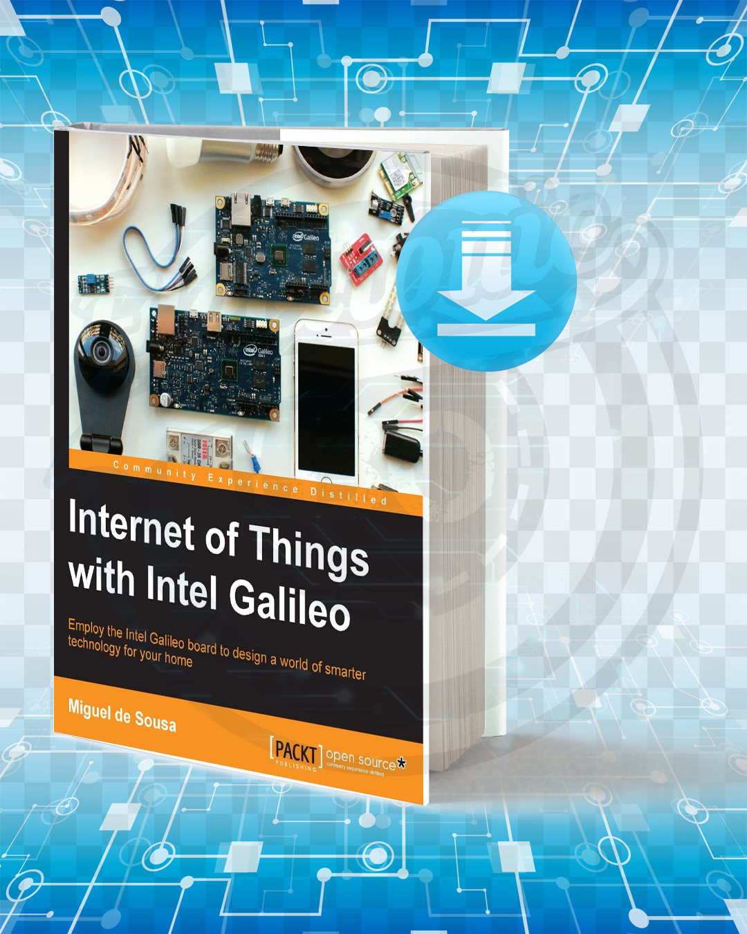 Free Book Internet of Things with Intel Galileo pdf.