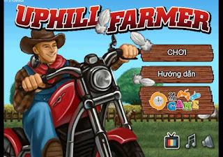 Chơi game nông dân tổ lái thú vị