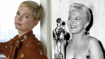 INYIM Media Prediction: Michelle Williams Has Been Casted As Peggy Lee In Todd Haynes Biopic & We See Golden Globe/Oscars!