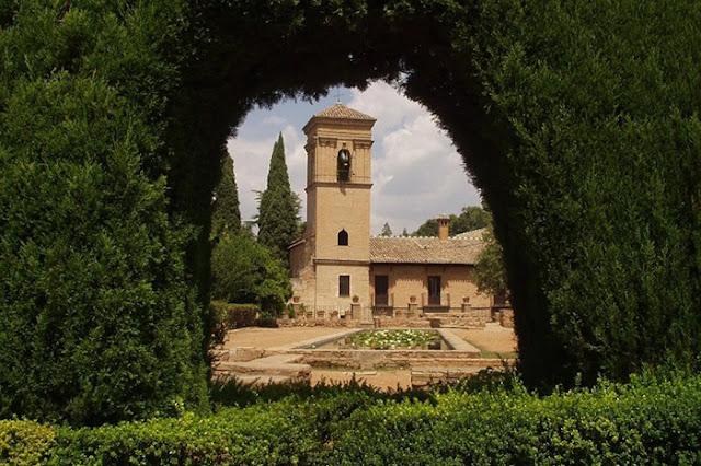 jardim da Alhambra