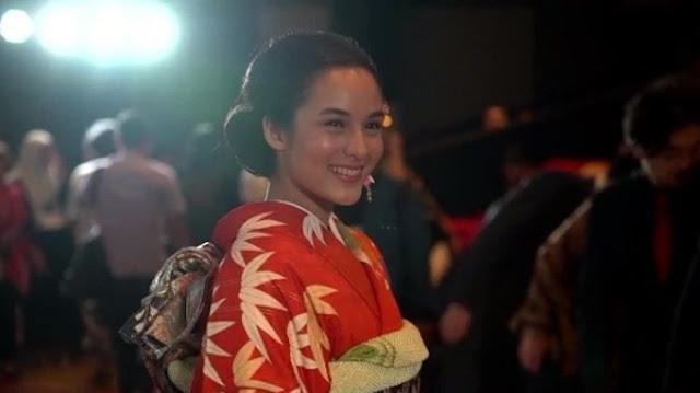 Chelsea Islan menjadi duta Indonesia untuk Japan Film Festival 2016