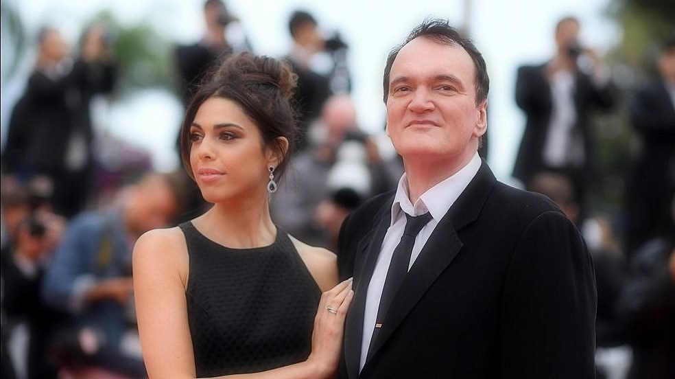 With Brad and Leo, Tarantino premiere a fairy tale in Cannes.