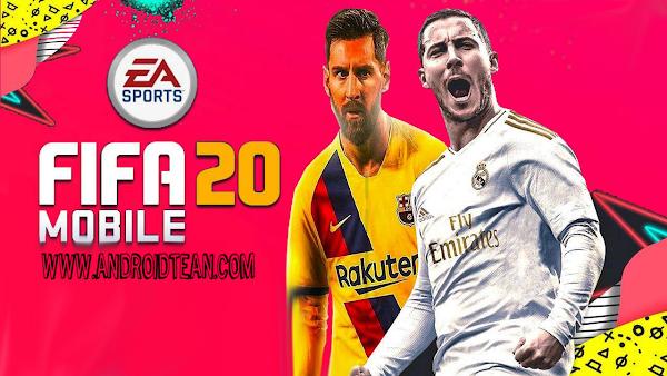 FIFA 20 MOD APK+OBB+Data Unlocked Full Offline Android